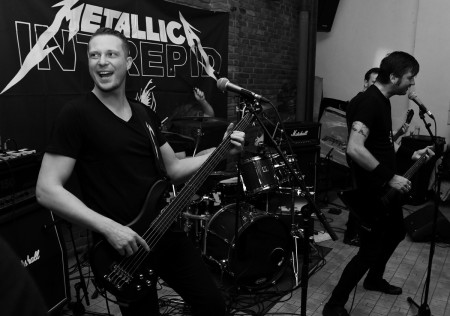 Foto a video: Intrepid Metallica Revival - Prievidza 2019 1
