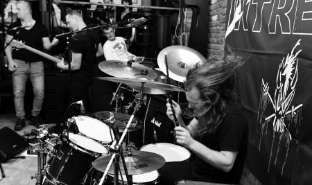 Foto a video: Intrepid Metallica Revival - Prievidza 2019 7