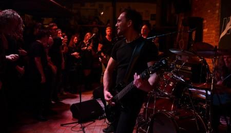 Foto a video: Intrepid Metallica Revival - Prievidza 2019 8