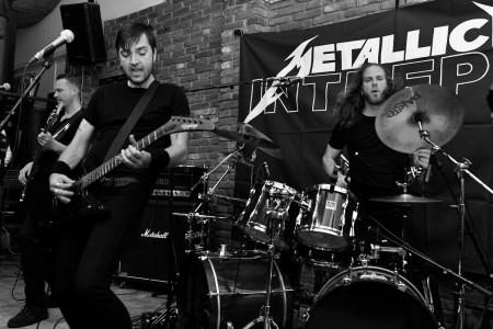 Foto a video: Intrepid Metallica Revival - Prievidza 2019 9