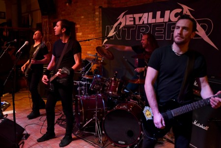 Foto a video: Intrepid Metallica Revival - Prievidza 2019 11