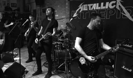 Foto a video: Intrepid Metallica Revival - Prievidza 2019 12