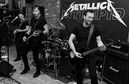 Foto a video: Intrepid Metallica Revival - Prievidza 2019 13