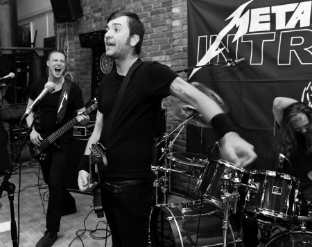 Foto a video: Intrepid Metallica Revival - Prievidza 2019 16