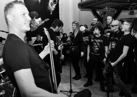 Foto a video: Intrepid Metallica Revival - Prievidza 2019 19