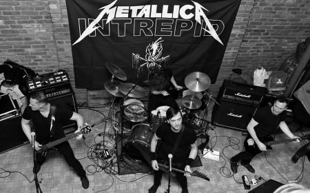 Foto a video: Intrepid Metallica Revival - Prievidza 2019 21