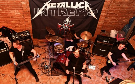 Foto a video: Intrepid Metallica Revival - Prievidza 2019 22