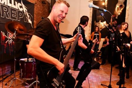 Foto a video: Intrepid Metallica Revival - Prievidza 2019 24