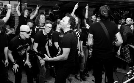 Foto a video: Intrepid Metallica Revival - Prievidza 2019 29