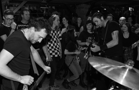 Foto a video: Intrepid Metallica Revival - Prievidza 2019 33