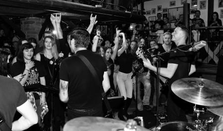 Foto a video: Intrepid Metallica Revival - Prievidza 2019 40