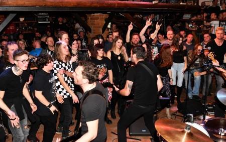 Foto a video: Intrepid Metallica Revival - Prievidza 2019 41