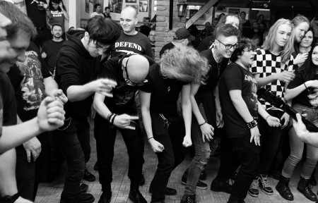 Foto a video: Intrepid Metallica Revival - Prievidza 2019 43