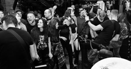 Foto a video: Intrepid Metallica Revival - Prievidza 2019 45