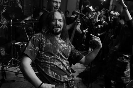 Foto a video: Intrepid Metallica Revival - Prievidza 2019 50