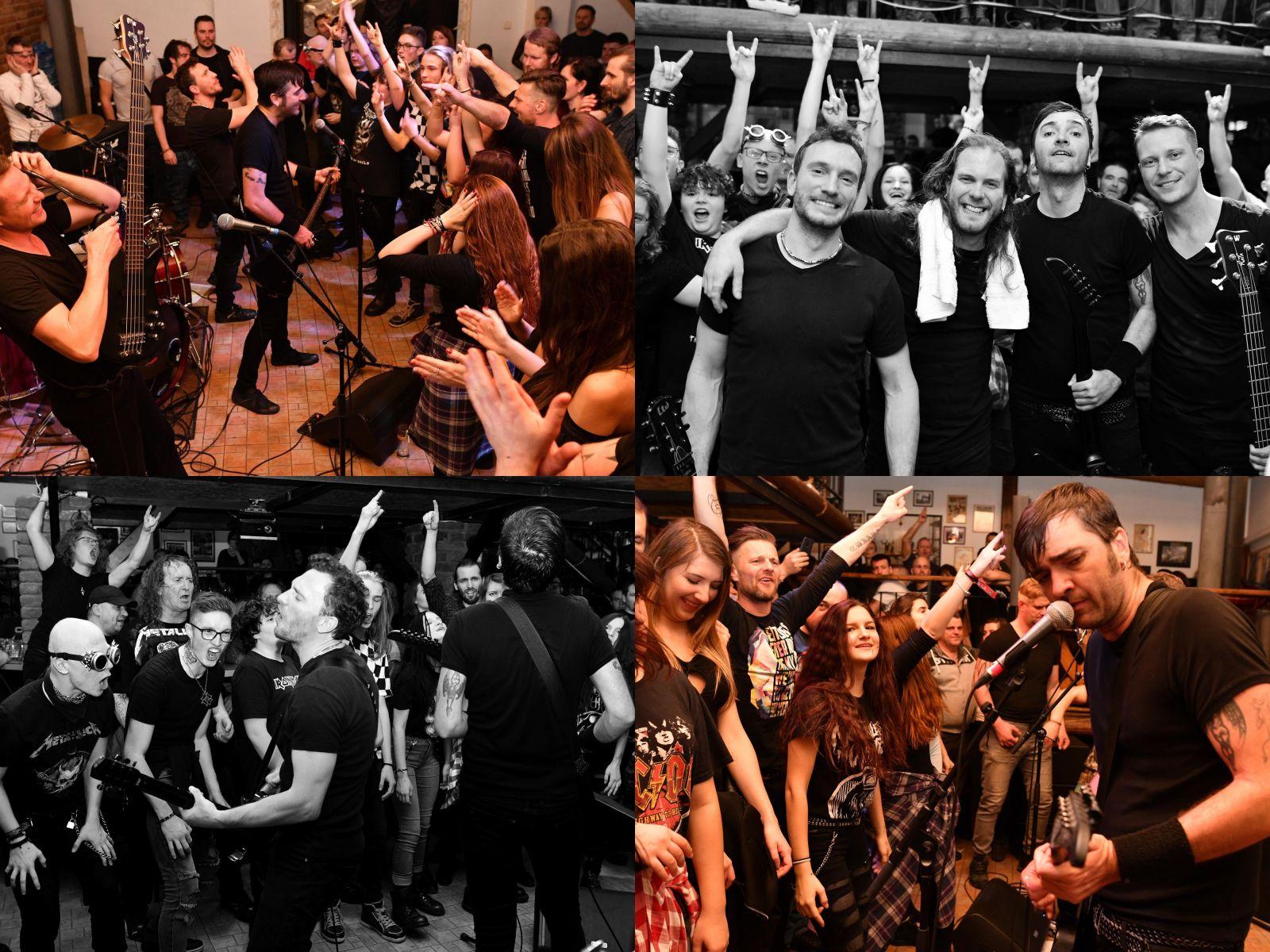 Foto a video: Intrepid Metallica Revival - Prievidza 2019