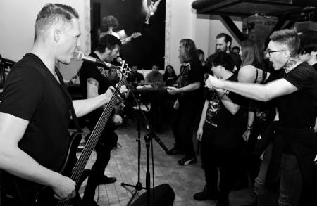 Foto a video: Intrepid Metallica Revival - Prievidza 2019 53
