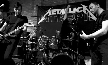 Foto a video: Intrepid Metallica Revival - Prievidza 2019 61