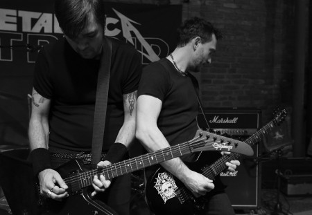 Foto a video: Intrepid Metallica Revival - Prievidza 2019 69