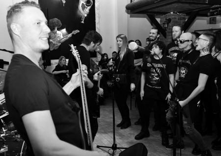 Foto a video: Intrepid Metallica Revival - Prievidza 2019 70