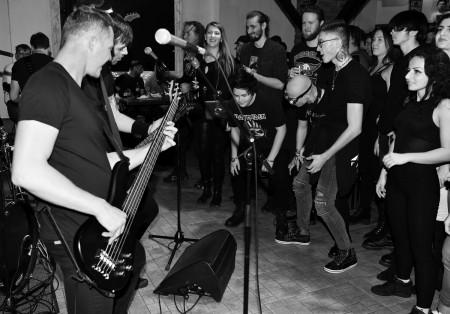 Foto a video: Intrepid Metallica Revival - Prievidza 2019 71