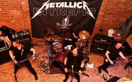 Foto a video: Intrepid Metallica Revival - Prievidza 2019 73