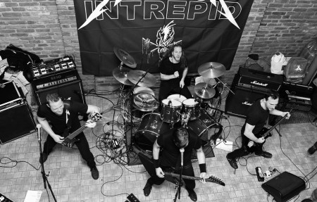 Foto a video: Intrepid Metallica Revival - Prievidza 2019 74
