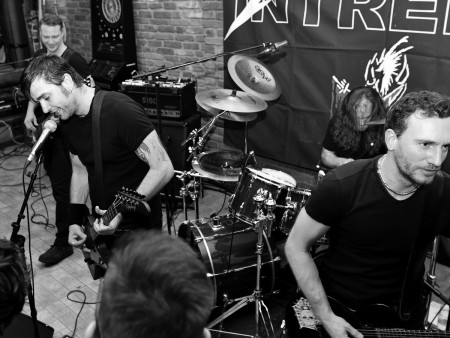 Foto a video: Intrepid Metallica Revival - Prievidza 2019 77