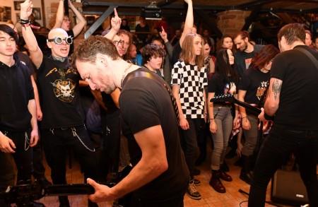 Foto a video: Intrepid Metallica Revival - Prievidza 2019 78