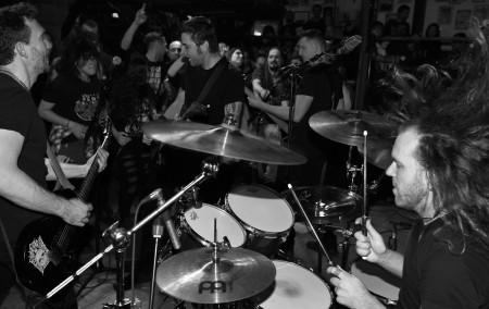 Foto a video: Intrepid Metallica Revival - Prievidza 2019 87