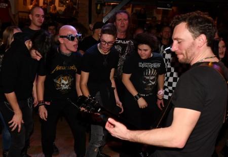 Foto a video: Intrepid Metallica Revival - Prievidza 2019 88