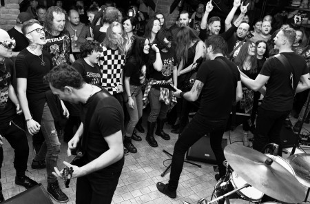 Foto a video: Intrepid Metallica Revival - Prievidza 2019 93