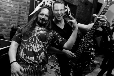 Foto a video: Intrepid Metallica Revival - Prievidza 2019 102