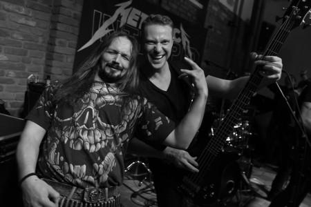 Foto a video: Intrepid Metallica Revival - Prievidza 2019 103