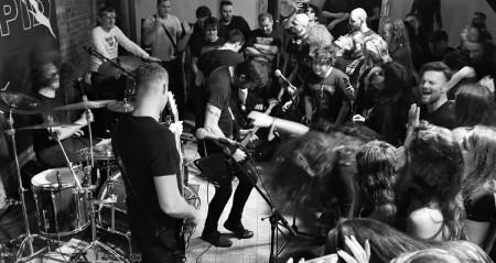 Foto a video: Intrepid Metallica Revival - Prievidza 2019 106