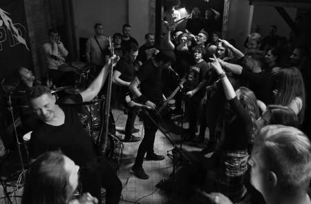 Foto a video: Intrepid Metallica Revival - Prievidza 2019 110