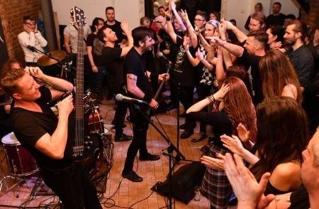 Foto a video: Intrepid Metallica Revival - Prievidza 2019 111