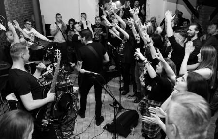Foto a video: Intrepid Metallica Revival - Prievidza 2019 113