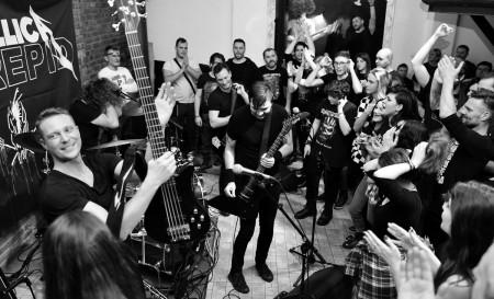 Foto a video: Intrepid Metallica Revival - Prievidza 2019 114