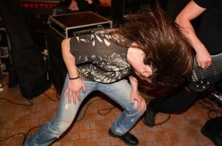 Foto a video: Intrepid Metallica Revival - Prievidza 2019 117
