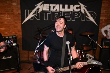 Foto a video: Intrepid Metallica Revival - Prievidza 2019 124