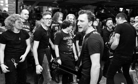 Foto a video: Intrepid Metallica Revival - Prievidza 2019 128