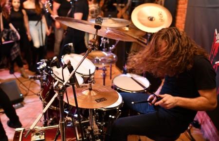 Foto a video: Intrepid Metallica Revival - Prievidza 2019 129