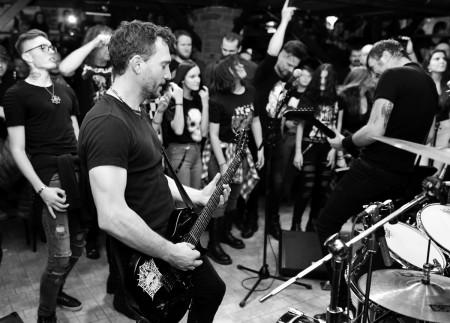 Foto a video: Intrepid Metallica Revival - Prievidza 2019 130