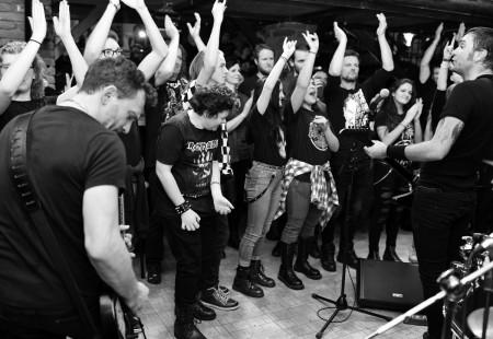 Foto a video: Intrepid Metallica Revival - Prievidza 2019 131