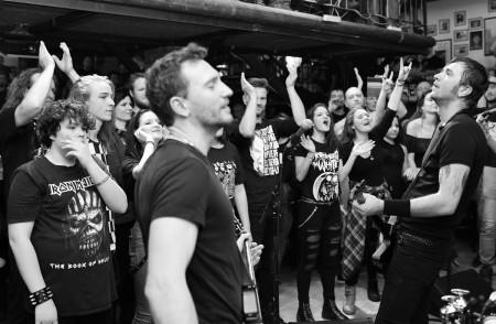 Foto a video: Intrepid Metallica Revival - Prievidza 2019 133