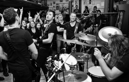 Foto a video: Intrepid Metallica Revival - Prievidza 2019 134