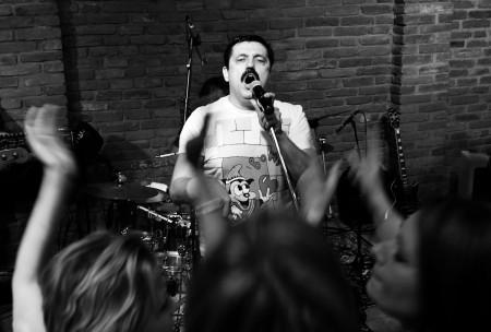 Foto: Queen revival - Peter Paul PAČUT - Prievidza 2018 12