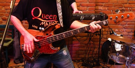 Foto: Queen revival - Peter Paul PAČUT - Prievidza 2018 15