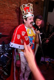 Foto: Queen revival - Peter Paul PAČUT - Prievidza 2018 16